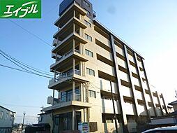三重県四日市市西坂部町の賃貸マンションの外観