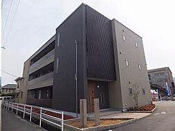 広島県福山市川口町5丁目の賃貸マンションの外観