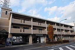 滋賀県野洲市西河原2丁目の賃貸マンションの外観