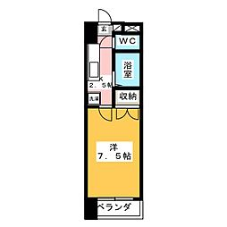 TAKAビル[2階]の間取り