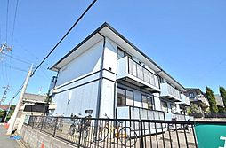愛知県名古屋市昭和区伊勝町1の賃貸アパートの外観