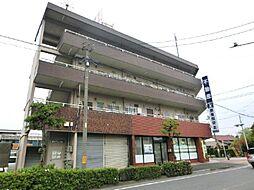野村マンション[203号室]の外観