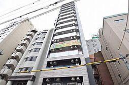 エステムコート北堀江[5階]の外観