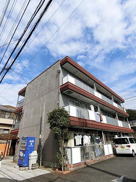 サンハイツ西船 3階の賃貸【千葉県 / 船橋市】
