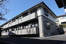 サニーコート田辺A[2階]の外観