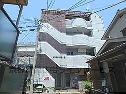 レジデンス西ノ京[301号室]の外観
