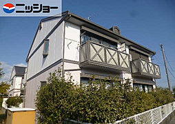 MAPLETOWN PINO  B棟[2階]の外観