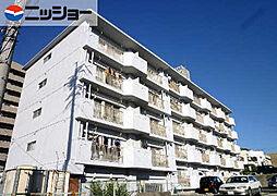 レジデンスオーミ[1階]の外観