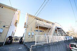 コーポ石川B棟[202号室]の外観