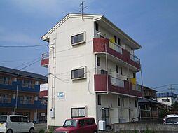 久世アパートB棟[202号室]の外観