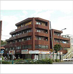 神奈川県横浜市神奈川区立町の賃貸マンションの外観