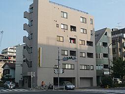東京都大田区羽田1丁目の賃貸マンションの外観