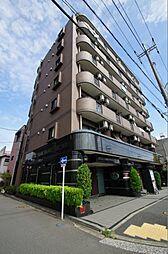神奈川県横浜市南区南太田4丁目の賃貸マンションの外観