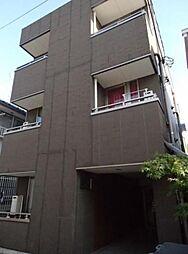 グラド新宿[203号室号室]の外観
