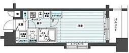 フェニックス代田橋[3階]の間取り