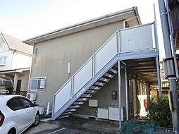 大阪府枚方市招提元町1丁目の賃貸アパートの外観