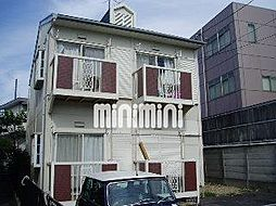 ハイツアサヒ[2階]の外観