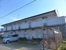 滋賀県近江八幡市音羽町の賃貸アパートの外観