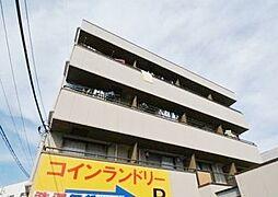 埼玉県川越市三光町の賃貸マンションの外観