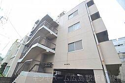 広島県広島市東区牛田本町4丁目の賃貸マンションの外観