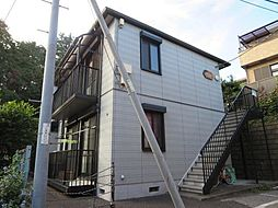 埼玉県さいたま市南区南浦和2丁目の賃貸アパートの外観