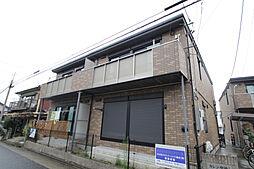 愛知県名古屋市天白区中砂町の賃貸アパートの外観