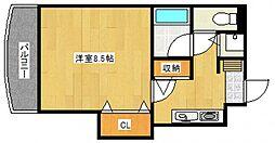 メゾン・ド・プレミス[1階]の間取り