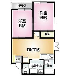 北新井駅 4.9万円