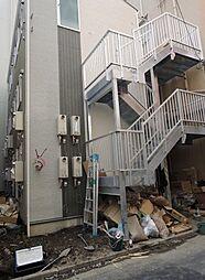 神奈川県川崎市川崎区小川町の賃貸アパートの外観