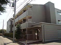 東京都武蔵野市境2丁目の賃貸マンションの外観