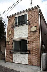 千葉県習志野市大久保4の賃貸アパートの外観