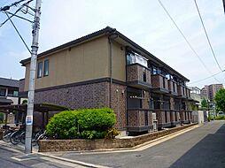 パークサイド渋川A棟[102号室号室]の外観