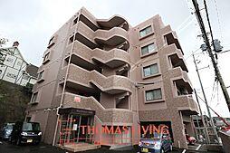 福岡県北九州市八幡西区折尾2丁目の賃貸マンションの外観