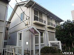 埼玉県さいたま市南区神明2丁目の賃貸アパートの外観
