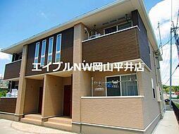 JR山陽本線 瀬戸駅 3.6kmの賃貸アパート