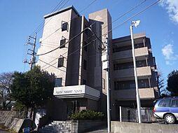 埼玉県和光市広沢の賃貸マンションの外観