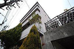 トワピエスつつじヶ丘[2階]の外観