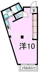タークプレイス[2階]の間取り