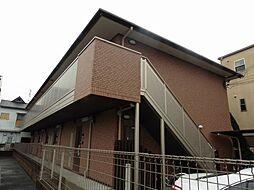 アルカディア楠根[2階]の外観