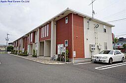 エステート桜II[102号室]の外観