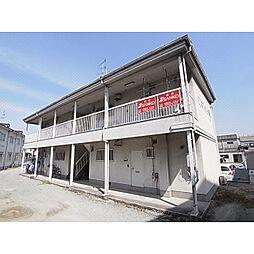 奈良県大和高田市曽大根2丁目の賃貸アパートの外観