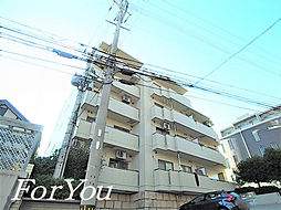 兵庫県神戸市灘区篠原中町1丁目の賃貸マンションの外観