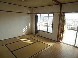 狭山住宅 12号棟[5階]の外観