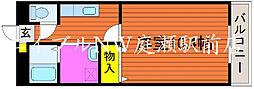 北長瀬駅 5.0万円
