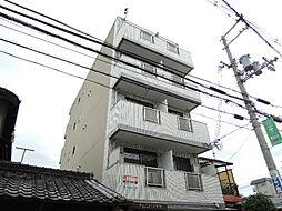 大阪府大阪市平野区平野本町2丁目の賃貸マンションの外観