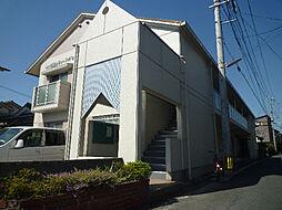 羽屋シティハイツ1[103号室]の外観