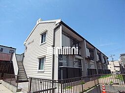 タウニー矢田[2階]の外観