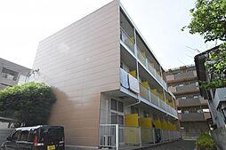 レオパレス武庫川東[3階]の外観