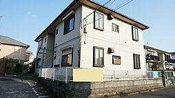 サニーヒル藤吉B棟[1階]の外観