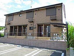 千葉県木更津市桜井新町2丁目の賃貸アパートの外観
